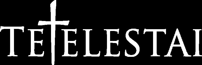 Tetelestai Logo blanco bi-ish